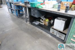 "60"" X 30"" STEEL FRAME BENCHES"