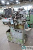 "WARREN MODEL WS-500 HIGH SPEED HEAD SLOTTER; S/N 098179 (1981), 118"" BLANK DIA., 1-1/4"" BLANK"