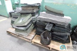 (LOT) MISC. INCONEL BASKETS