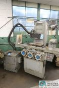 """6"""" X 18"""" BROWN & SHARPE 618 MICROMASTER SURFACE GRINDER WITH DUST COLLECTOR - Loading"""
