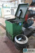 "24"" DIA. X 18"" DEEP BARRETT SPIN TYPE PARTS DRYER WITH BASKET - Loading fee due the ""ERRA"""