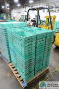 """19"""" X 12"""" X 6"""" COMPOSITE TOTES - Loading fee due the """"ERRA"""" Pedowitz Machinery Movers $25.00"""