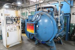 """VFS VACUUM FURNACE SYSTEMS CORPORATION MODEL HL-36EQ2 VACUUM FURNACE; S/N 2458, WORK ZONE SIZE 24"""""""