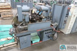 """UNIVERSAL MODEL """"HD"""" DOUBLE END DRILLING / TAPPING MACHINE; S/N 2536, 3/8"""" DIA. CAPACITY DRILLING,"""