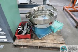 (LOT) VIBRATORY FEEDER AND PARTS