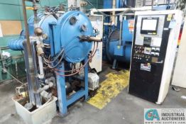 VACUUM INDUSTRIES SERIES 3530 MODEL 3024 VACUUM FURNACE; S/N 41903, MAX. TEMP. 2,400 DEGREE,
