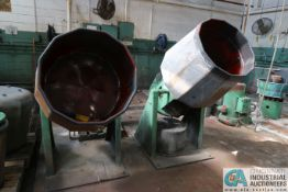BAIRD ELECTRIC CEMENT MIXER TYPE PARTS TUMBLERS