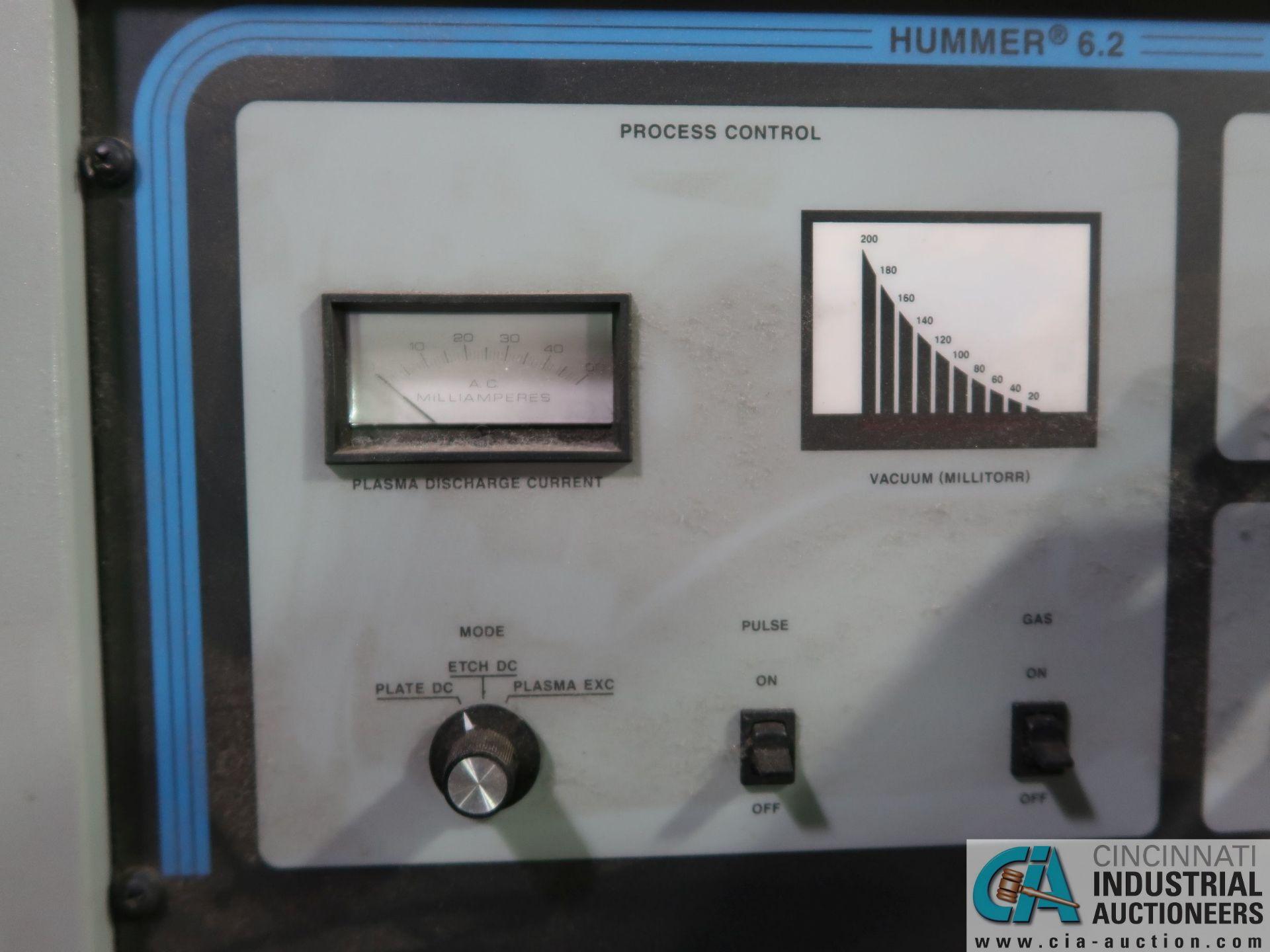 Lot 53 - ANATECH MODEL HUMMER 6.2+B62 SPUTTER COATING MACHINE; S/N 1021121