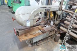 "14"" X 14"" WELLS HORIZONTAL BAND SAW"
