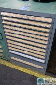 12-DRAWER TOOLING CABINET WITH ACE RODS