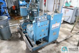 50 HP QUINCY AIR COMPRESSOR ** OUT OF SERVICE **