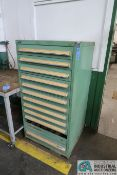 12-DRAWER TOOLING CABINET WITH TOOLING