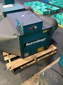AEROCOLOGY MODEL EP-2600 CEILING MOUNTED MIST COLLECTORS ** UNITS ONLY ** NO DUCT