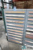 11-DRAWER CABINET WITH TOOLING