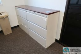 3-DRAWER LATERAL CABINETS