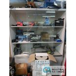 """54"""" X 24"""" X 72"""" GLASS FRONT DISPLAY CABINET"""