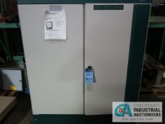 APC MODEL SLB60K80F3 TYPE 2 BATTERY SOLUTION CABINET