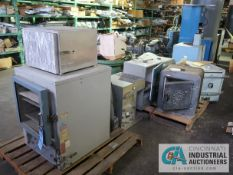 (LOT) MISCELLANEOUS OVENS