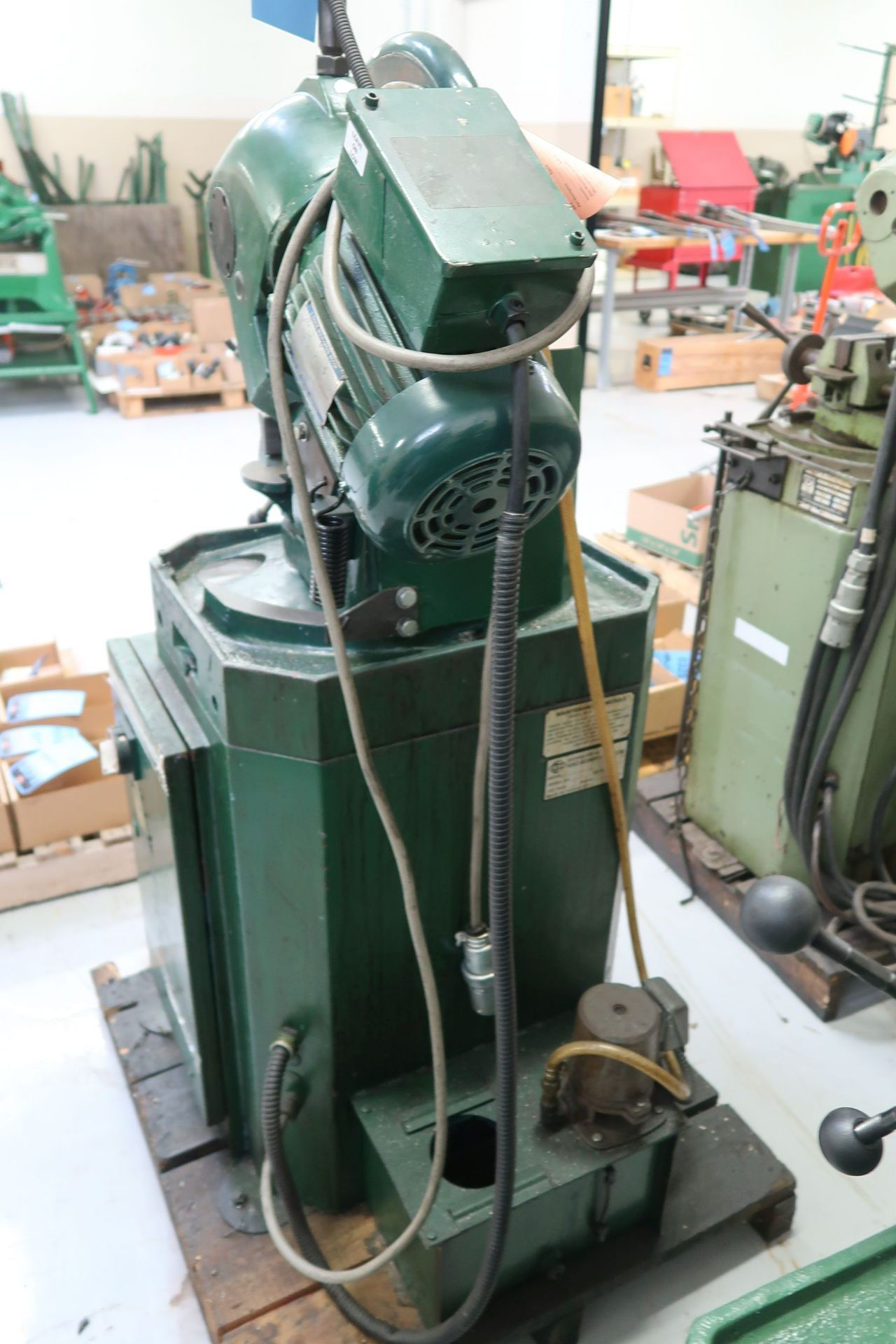 """10"""" BEWO MANUAL COLD SAW WITH PIVOT HEAD - Image 5 of 6"""