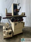 """6"""" X 18"""" CHEVALIER FSG-618M HAND FEED BALL SCREW TABLE SURFACE GRINDER **LOCATED AT 1400 OAK ST.,"""