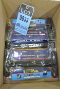 """9"""" STANDARD AND METRIC 10-PIECE HEX-T SETS (NEW)"""