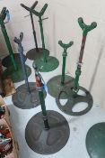 RIDGID ROLLER PIPE STANDS