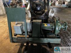 40 HP GORMAN RUPP MODEL 66B2-B CENTRIFUGAL PUMP; S/N 793418