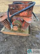 "32"" HO-PAC MODEL 8500 SOIL COMPACTOR ATTACHMENT; S/N 4978"
