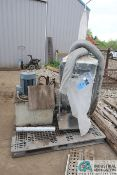 2 HP CENTRAL MACHINERY ITEM 61790 5-MICRON DUST COLLECTOR