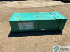 20' X 40' SHIPPING CONTAINER CONEX BOX ROOF BUILDING DOME KIT