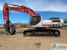 LINK-BELT 330LX EXCAVATOR, 7,545 HOURS (2008) **NO GRAPPLE, GRAPPLE TO BE SOLD SEPARATELY,