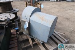 PAINT BOOTH VENT BLOWER