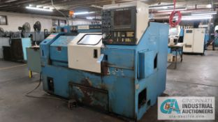 MAZAK MODEL 15N CNC TURNING CENTER; S/N 102959, SPECIAL CHUCK, TAILSTOCK, MAZATROL T32-2 CONTROL