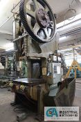 "150 TON BLISS NO. 29 OBI PRESS; S/N HP25651S, SSC-1500 CONTROL, AIR CLUTCH, 32"" x 47"" BED, 12"""