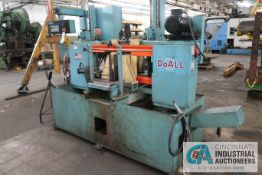 "13"" X 14"" DOALL MODEL C-330NC CNC HORIZONTAL BAND SAW; S/N 552-02102, DRO"