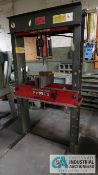 55 TON RAMCO MODEL RP55 HYDRAULIC H-FRAME PRESS; S/N 2695