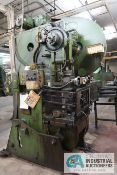 "60 TON NIAGARA MODEL A60 OBI PRESS; S/N 41961, 6"" STROKE, 11-1/2"" SHUT HEIGHT, 70 - 140 SPM"