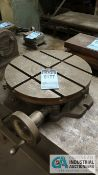 """18"""" ROTARY TABLE"""