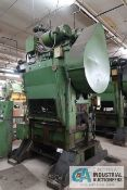 "60 TON PRECISION FLEX-O-PRESS MODEL SA-60-42-36 SSDC PRESS; S/N 360292-1, 2.5"" STROKE, 100 - 300"