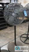 "20"" PEDESTAL AIR CIRCULATOR"