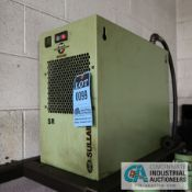 SULLAIR MODEL SR35 REFRIGERATED AIR DRYER; S/N 2600120005
