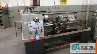 "15"" X 50"" CLAUSING ENGINE LATHE; SPINDLE SPEED 25 - 2,000 RPM, 9"" 3-JAW CHUCK, TAILSTOCK, ANILAM"