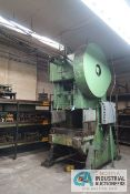 "88 TON MINSTER MODEL 8 OBI PRESS; S/N 6785-L, 8"" STROKE, 3-1/2"" ADJ., 26"" x 40"" BED, 14"" SHUT"