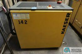 KAESER MODEL TD60 COMPRESSED AIR DRYER; S/N 1426, REFRIGERANT 134A (NEW 2007)