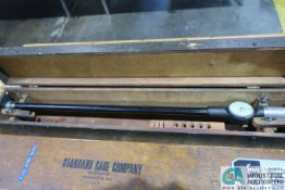 "2.12"" - 3.12"" STANDARD GAGE CO. NO. 4 DIAL BORE GAGE"