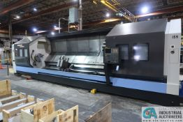 DOOSAN PUMA 600XLM CNC TURNING CENTER WITH MILLING; S/N ML0166-000035, FANUC 32I MODEL A,