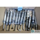 (LOT) STRAIGHT SHAFT CHIPPING HAMMERS