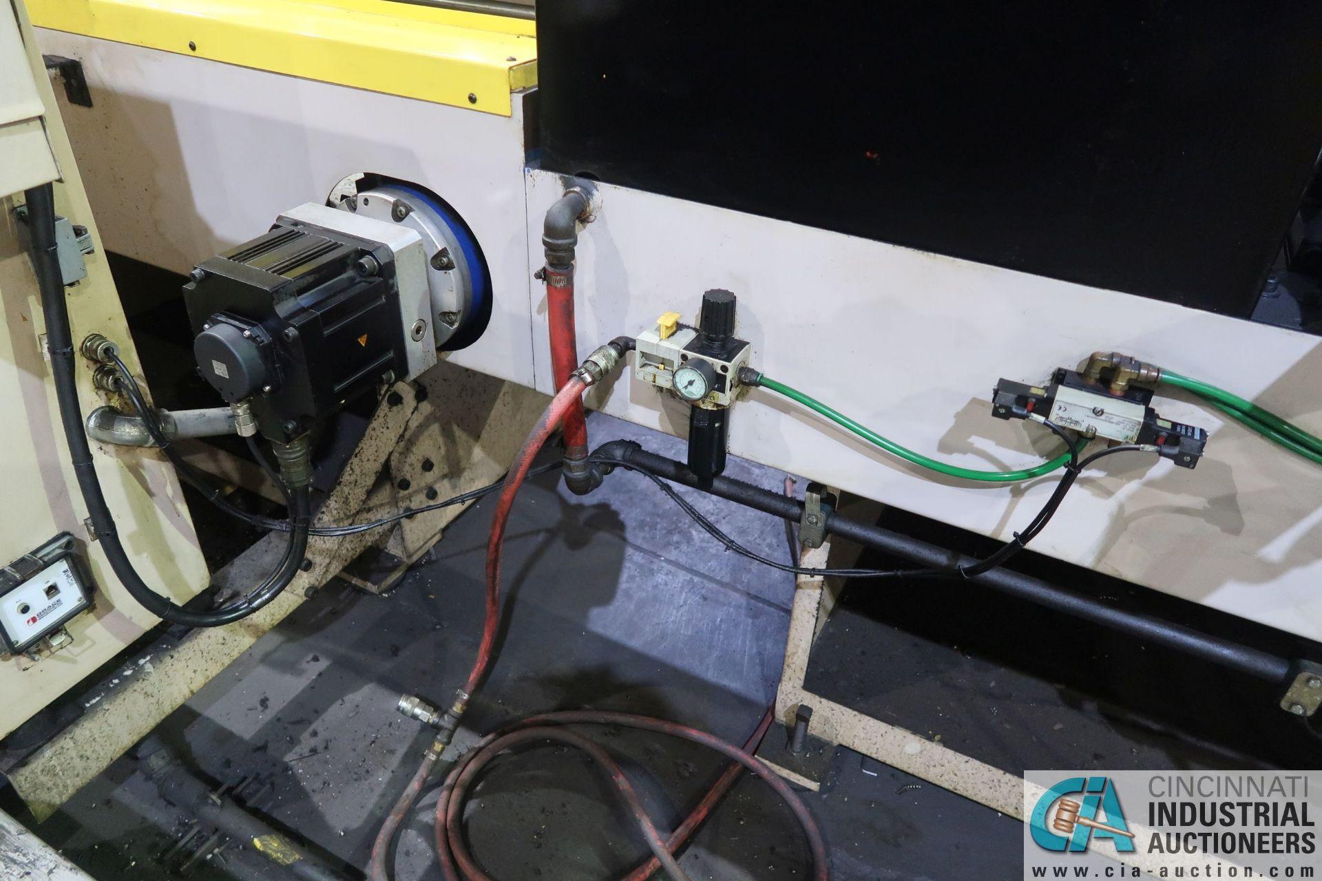 OHIO TOOL MODEL OTW-1000-5-2M PROGRAMMABLE HORIZONTAL HONE; S/N 22945, 6.5' STROKE, 5 HP DRIVE ( - Image 16 of 20