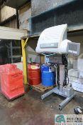 SEALED AIR MODEL SP5 FOAM-IN-BAG PACKAGING SYSTEM; S/N SP5-5195, WITH DIGITAL READ-OUT, 1-SKID BAG