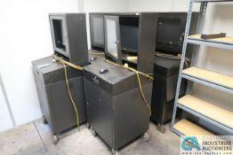 PORTABLE SHOP COMPUTER STATIONS